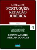 MANUAL DE PORTUGUES E REDACAO JURIDICA