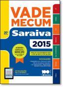 VADE MECUM SARAIVA 20 ED. 2015