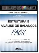 ESTRUTURA E ANALISE DE BALANCOS FACIL 11ED 2015