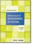 ADMINISTRACAO DE DEPARTAMENTO DE PESSOAL