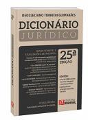 DICIONARIO JURIDICO - 25ª EDICAO