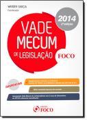 VADE MECUM DE LEGISLACAO + MINI VADEMECUM