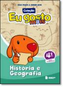 EU GOSTO MAIS HISTORIA E GEOGRAFIA 3 ANO