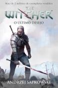 ULTIMO DESEJO, O - THE WITCHER - VOL. 1 - CAPA GAME