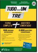 TUDO EM UM CONCURSO DO TRE - 2015