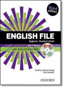 ENGLISH FILE - BEGINNER - STUDENT'S BOOK E ITUTOR E ONLINE SKILLS - THIRD EDITION
