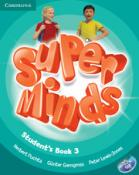 Super Minds 3 - Student´s Book - British