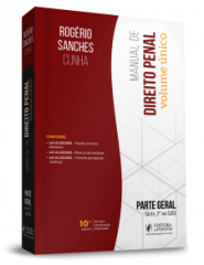 Manual De Direito Penal- Part Geral - Vol. Unico - 2021