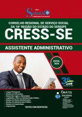 Apostila CRESS-SE 2021 - Assistente Administrativo