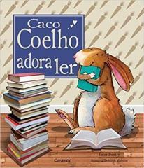 CACO COELHO ADORA LER
