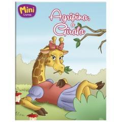 Mini - Animais: Agripina, a Girafa
