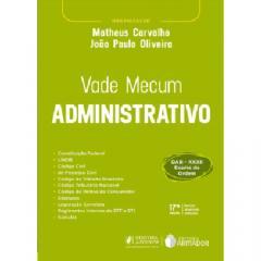 Vade Mecum Administrativo - 17ed/21