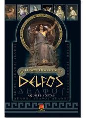 NOVO ORACULO DE DELFOS,O-LIVRO E BARALHO COM 78 CARTAS