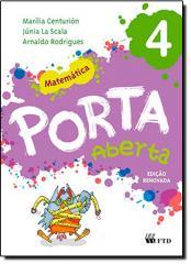 PORTA ABERTA - MATEMATICA - 4 ANO