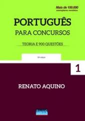 PORTUGUES PARA CONCURSOS  - TEORIA E 9000 QUESTOES