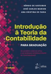 Introdução à Teoria da Contabilidade - Para Graduação