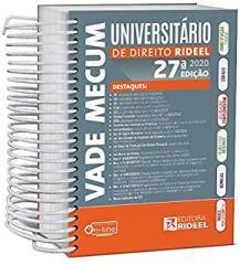 VADE MECUM UNIVERSITARIO DE DIREITO RIDEEL