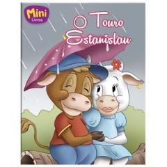 Mini - Animais: o Touro Estanislau